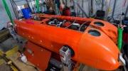 Artemis vehicle in the 'bothouse' in Antarctica