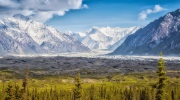 Matanuska Glacier - photo by Kamal Singh