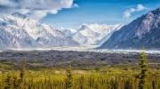 Matanuska Glacier - photo by Kamal Singh