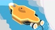 Sunfish vehicle depicted in Lift the Flap Engineering children's book
