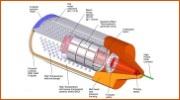 Cutaway rendering of the Valkyrie probe