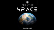 Frontier Space Podcast logo